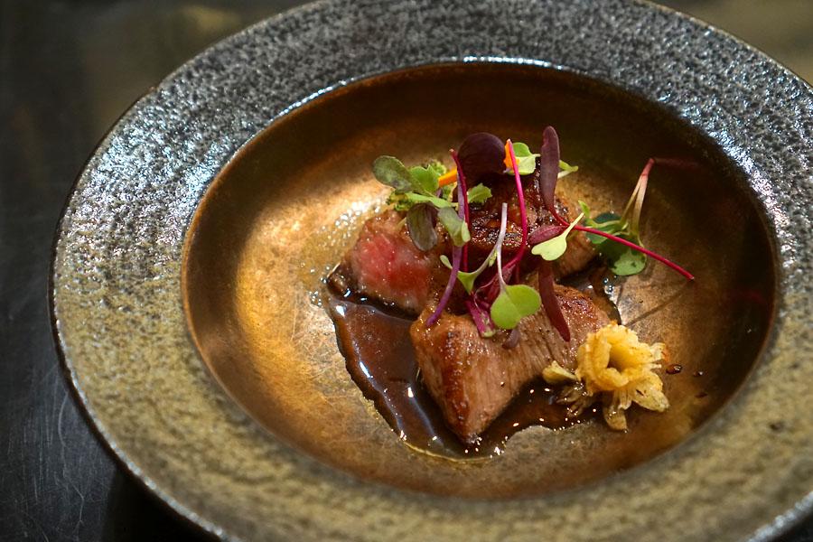 Miyazaki A5 Wagyu Steak