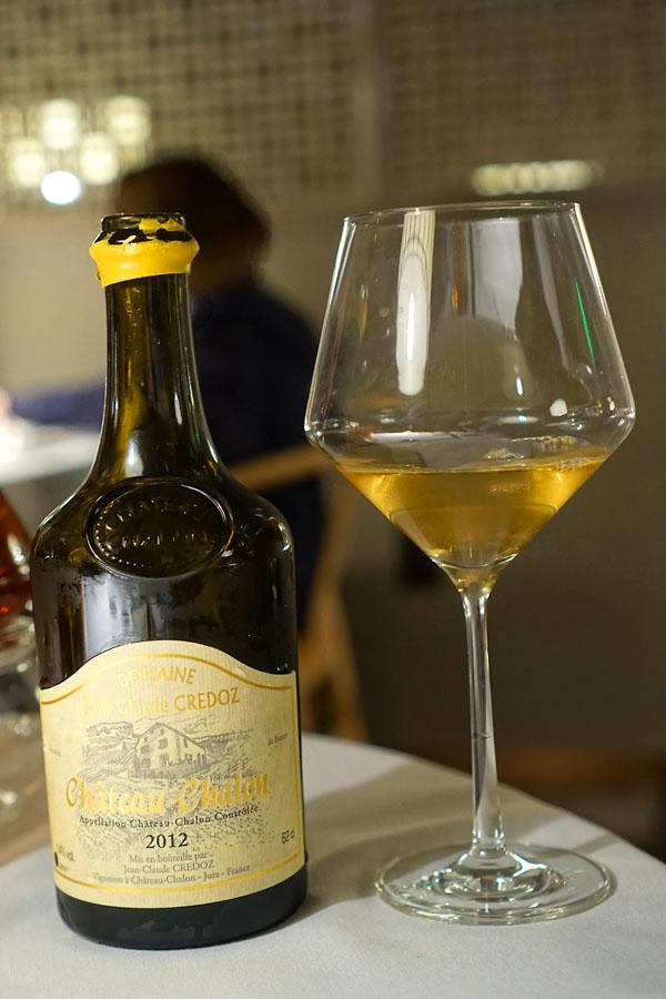 2012 Domaine Jean-Claude Credoz Château-Chalon Vin Jaune