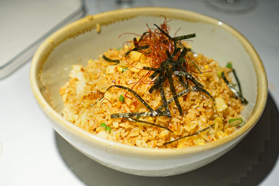 Ghost Pepper Fried Rice