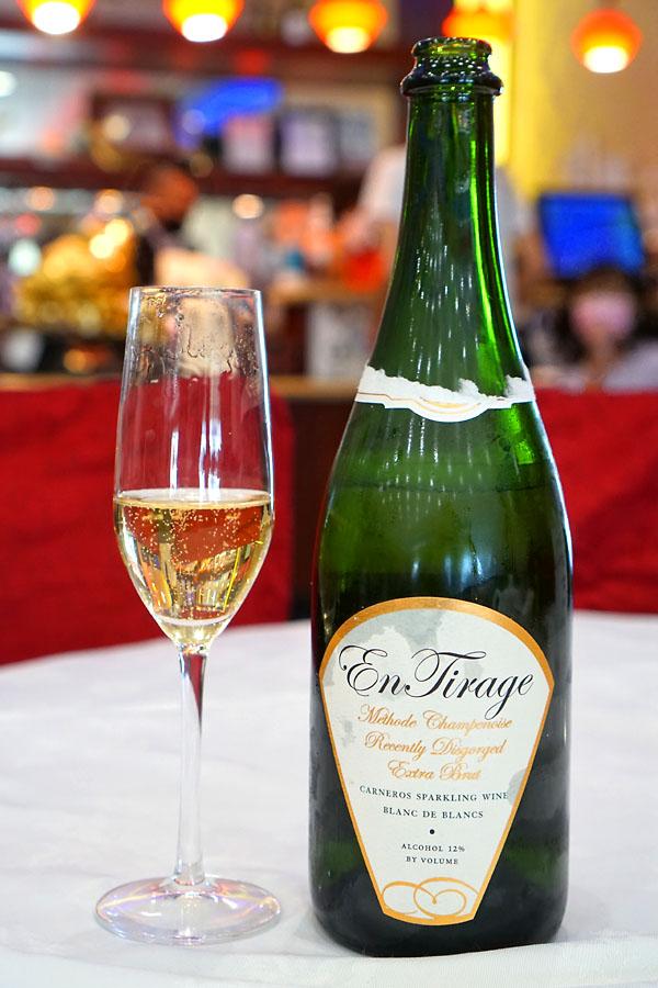 2010 En Tirage Recently Disgorged Extra Brut Blanc de Blancs