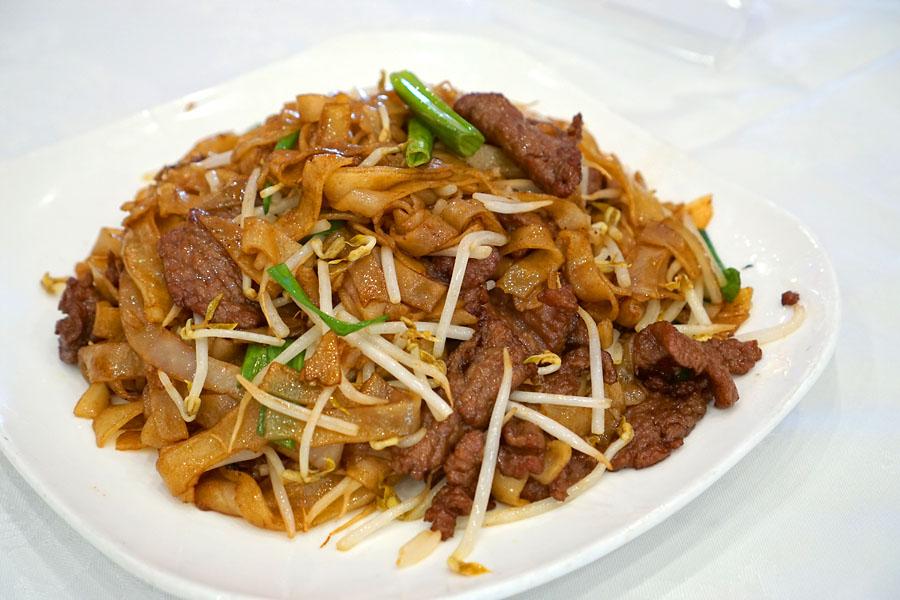 乾炒牛河 / Beef Chow Fun