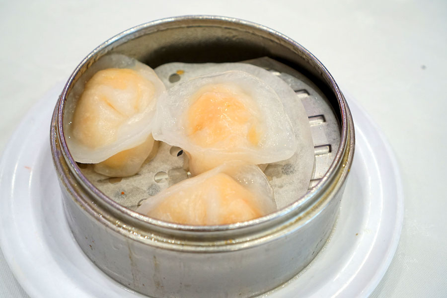 鮮蝦帶子餃 / Scallop & Shrimp Dumpling