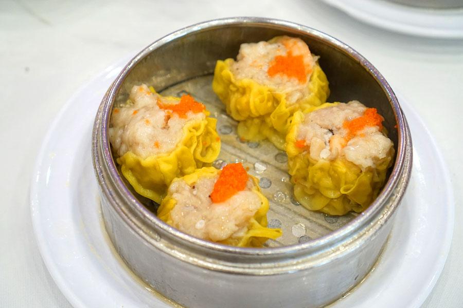 魚子燒賣皇 / Shrimp & Pork Shiu Mai