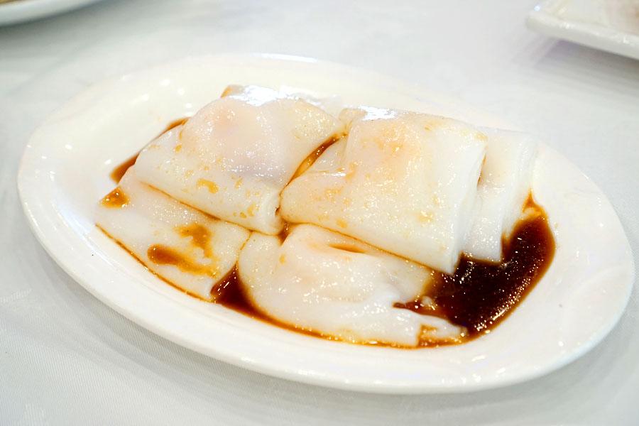 鮮蝦腸粉 / Shrimp Rice Noodle