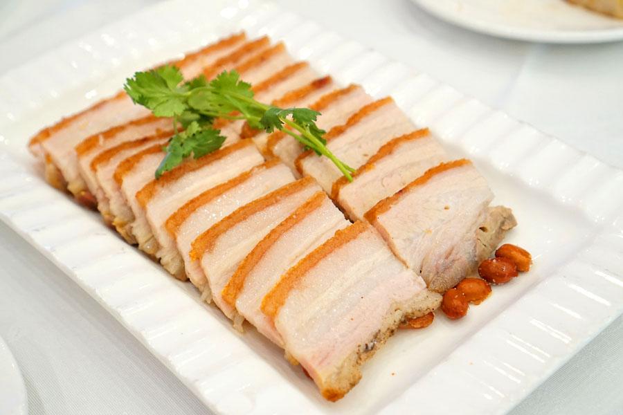 澳門燒腩仔 / Roasted Pork Belly