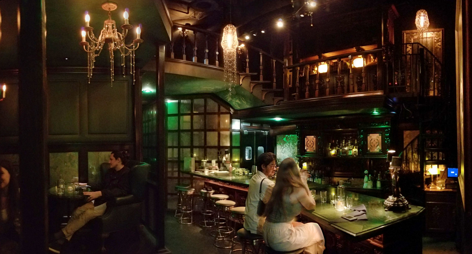 The Guild Club Interior