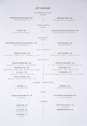Xiquet Beverage List