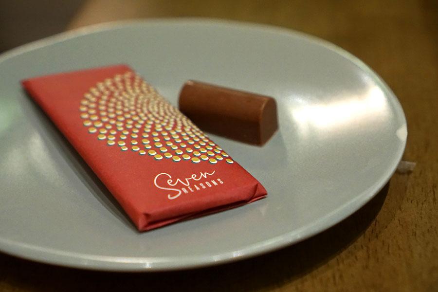 Seven Reasons Chocolates