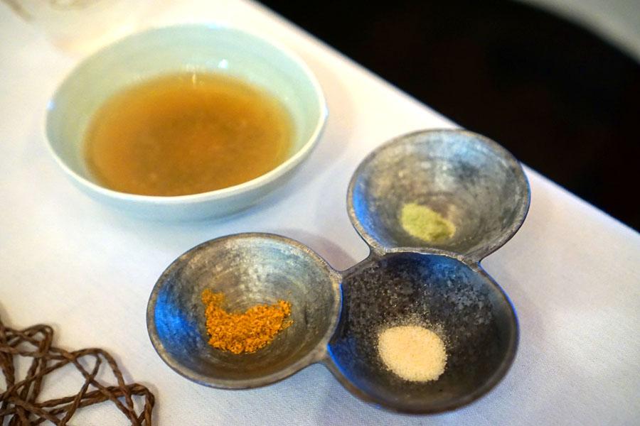 Tempura Condiments