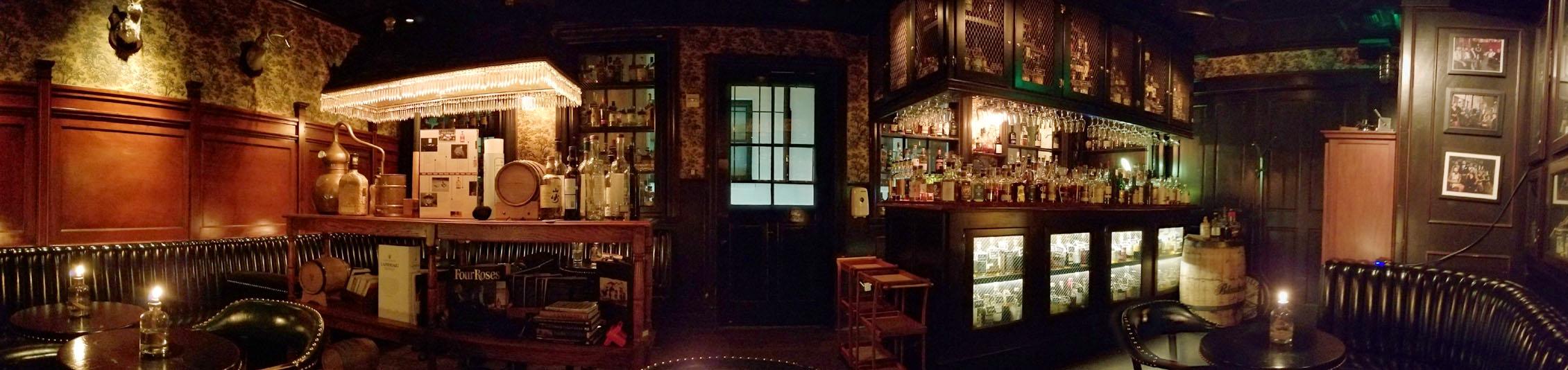 Bar Jackalope Interior