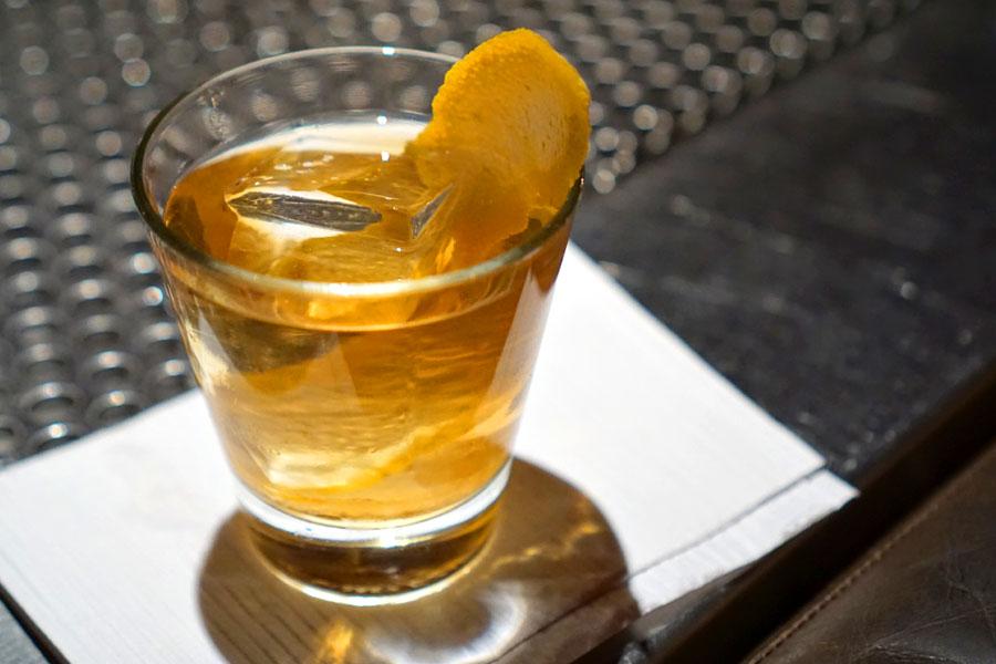 Bartender's Choice: Smuggler's Notch