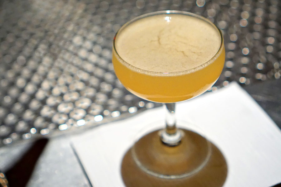Bartender's Choice: Apricot Tropicalis