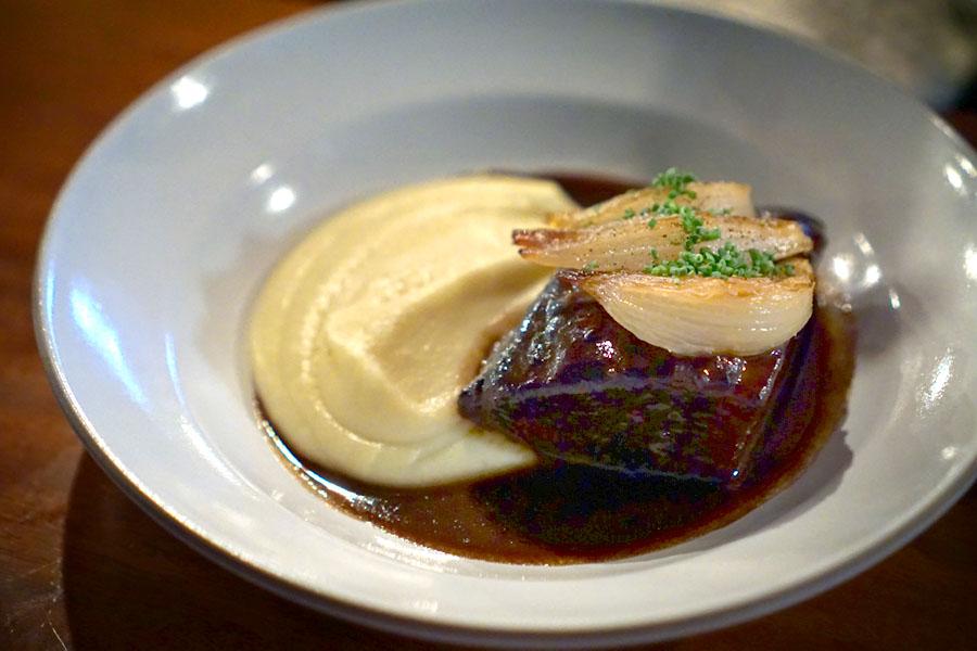 Beef Short Rib à la Bourguignonne