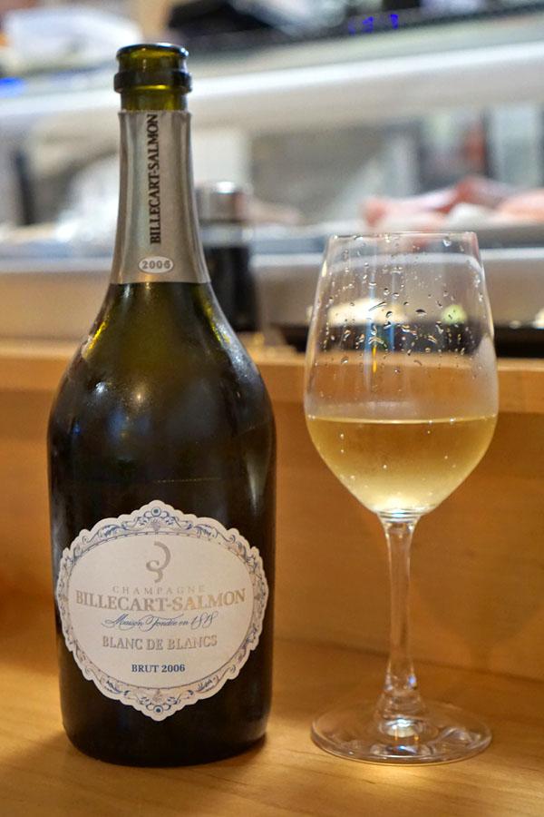 2006 Billecart-Salmon Champagne Blanc de Blancs Brut