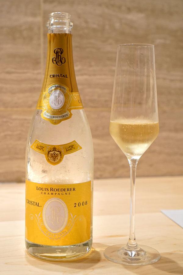2008 Louis Roederer Champagne Cristal Brut