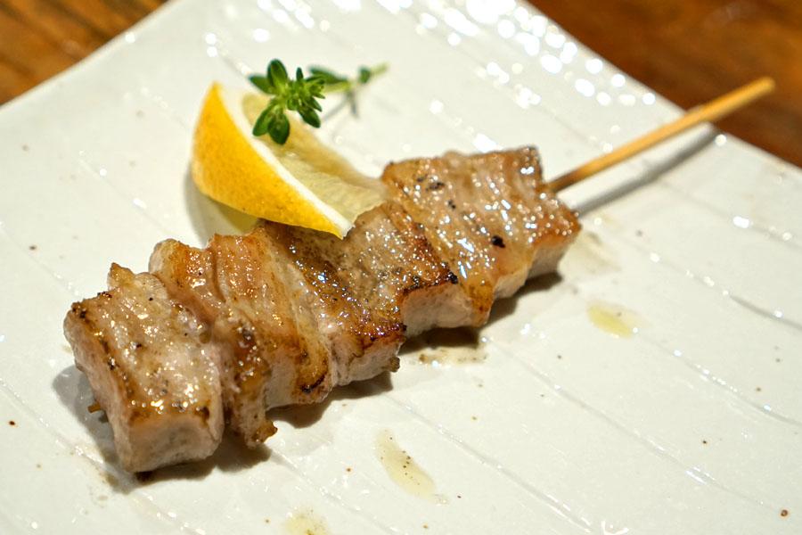 豚トロ - Pork Cheek