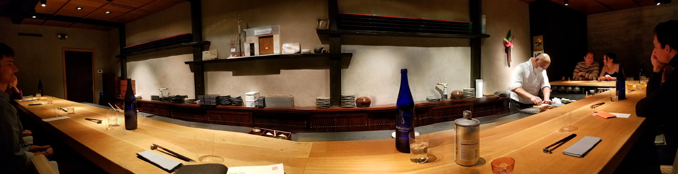 Hiroki Sushi Counter