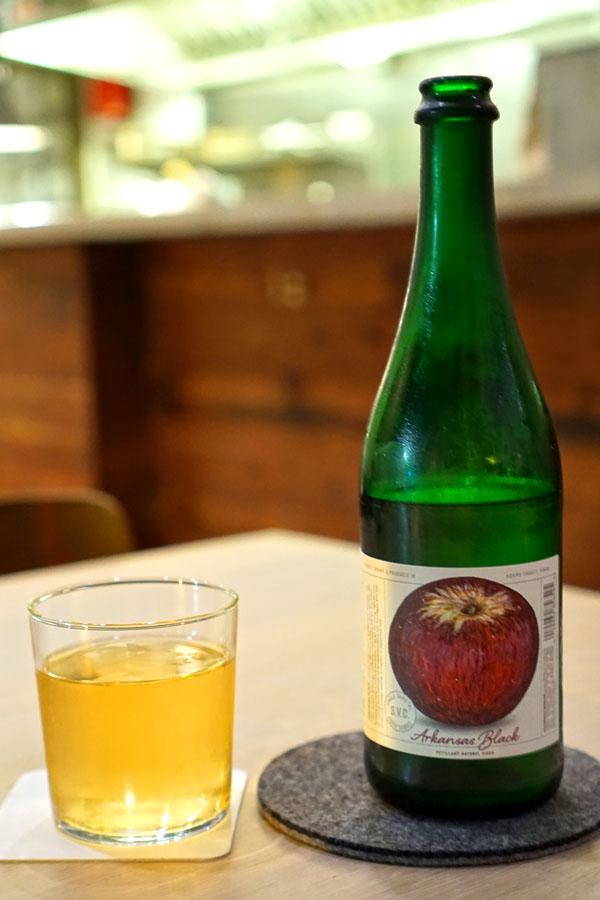 Arkansas Black, Ploughman Farm Cider
