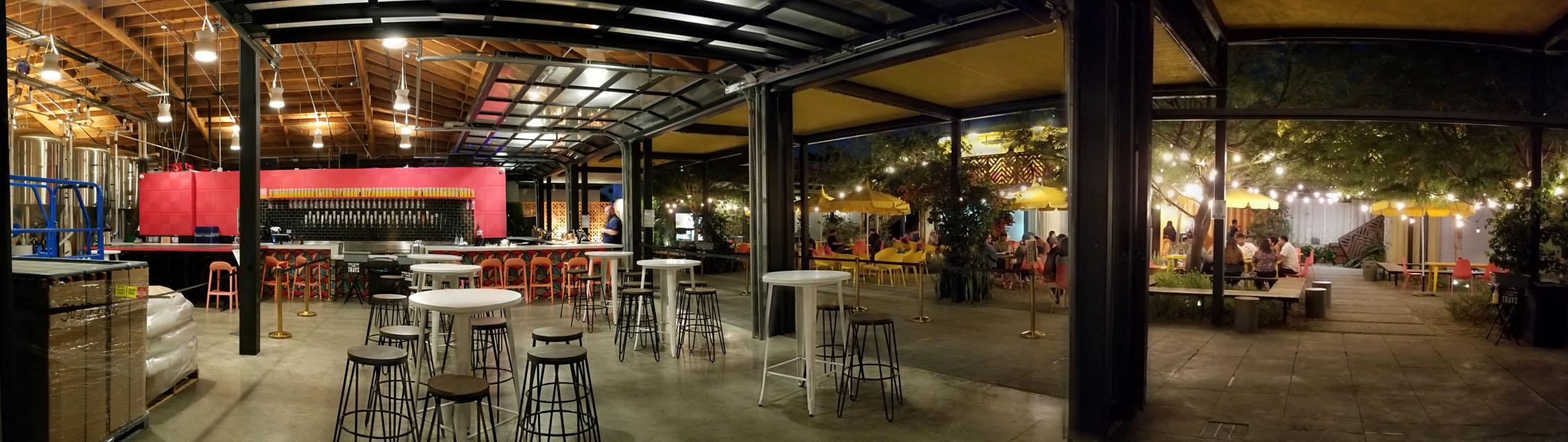 Modern Times Leisuretown Bar