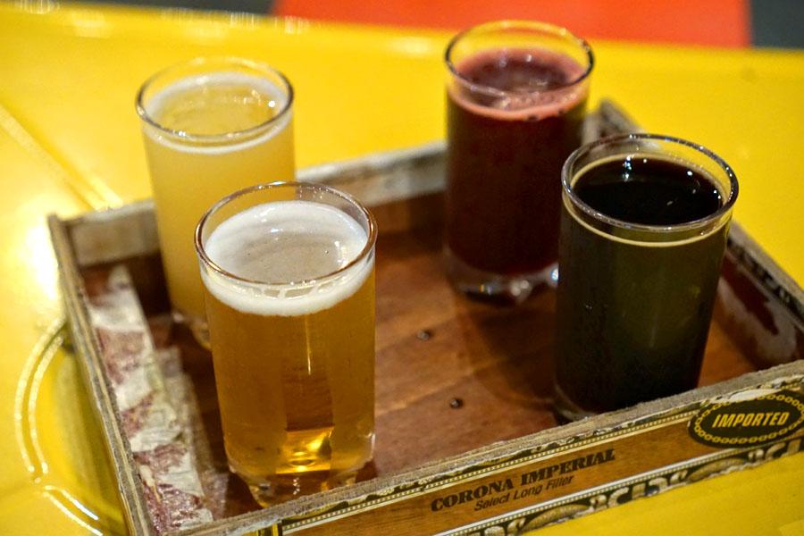 Beer Flight #1