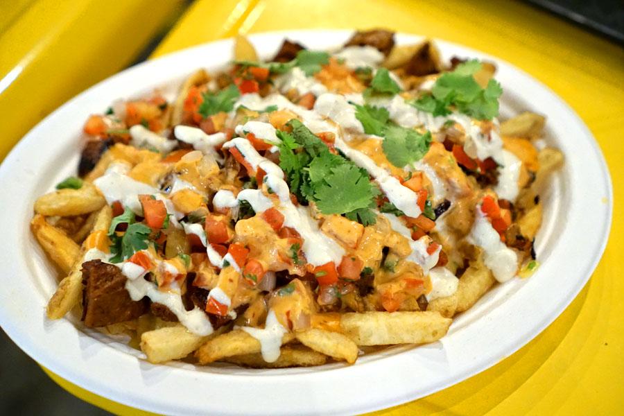 Asada Fries