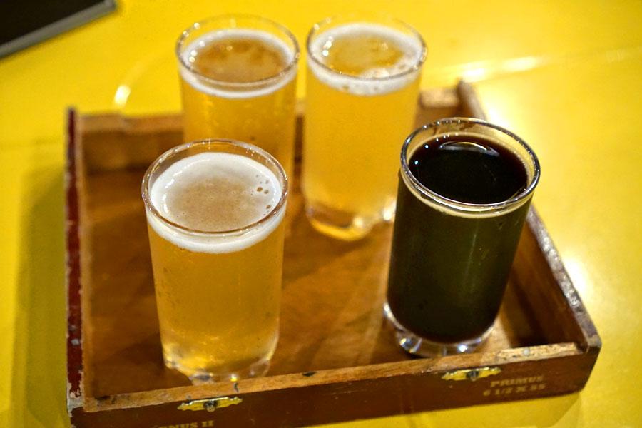 Beer Flight #2