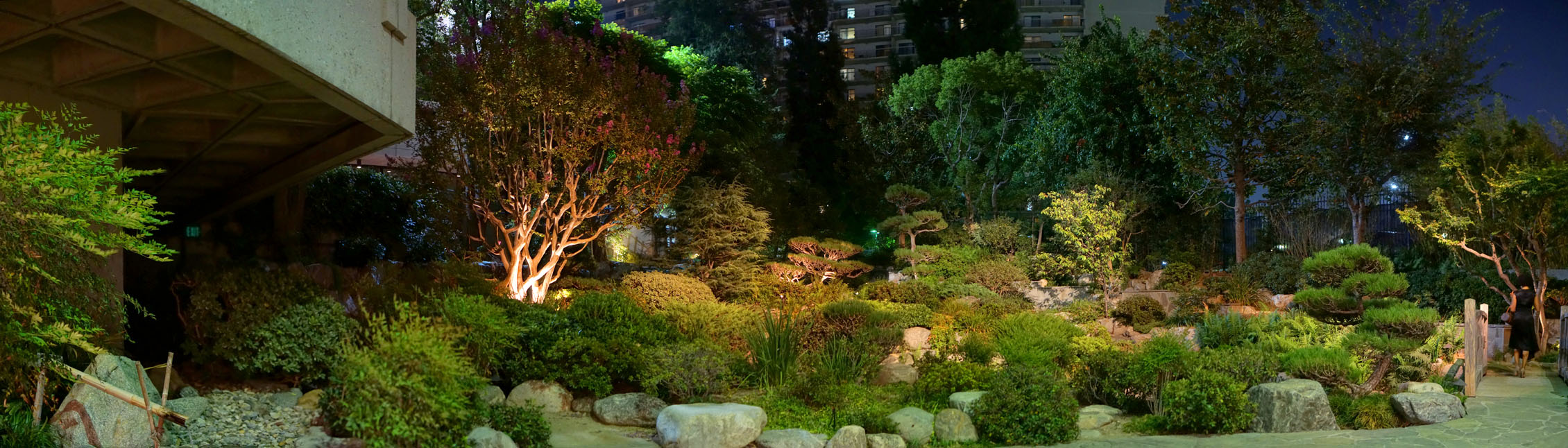 James Irvine Japanese Garden