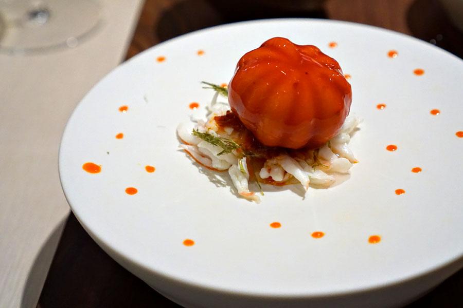King Crab, 'Tomato', XO Sauce