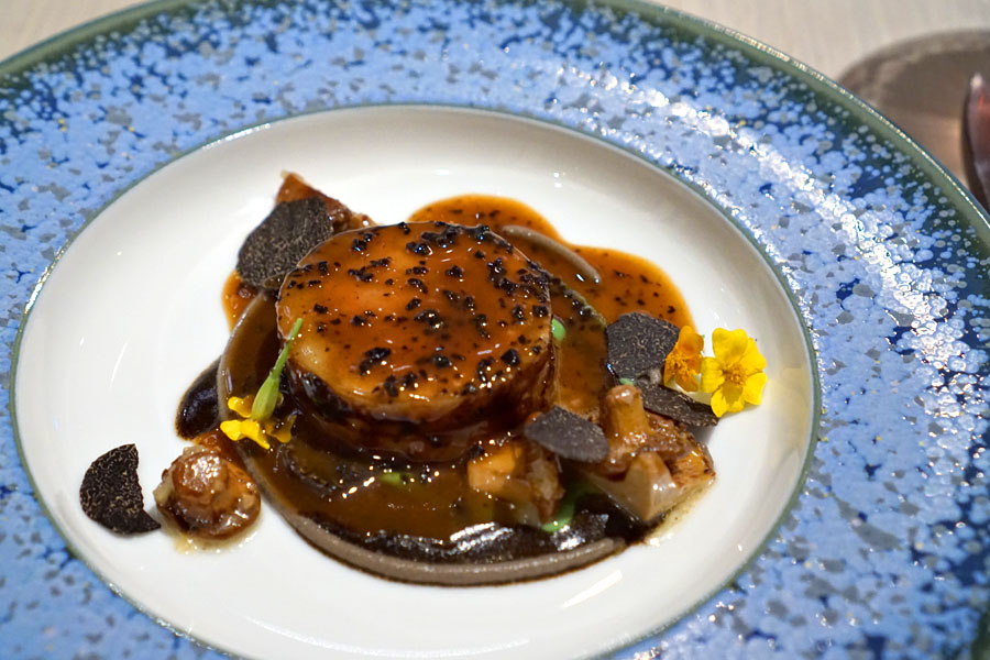 Marcho Farm's Veal, Glazed Over Embers
