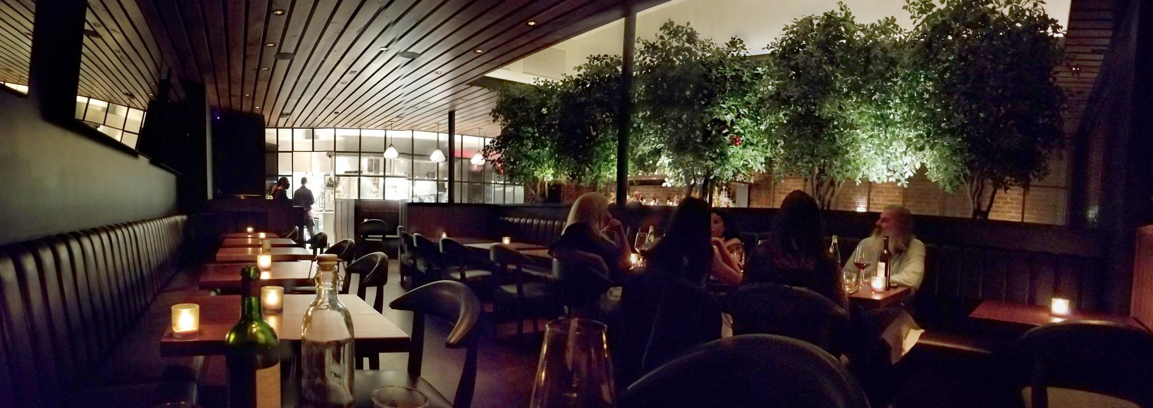 Matū Interior: Dining Room