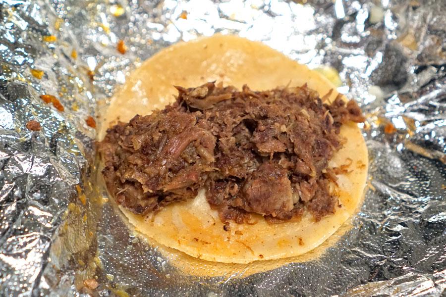 Taco - Cabeza
