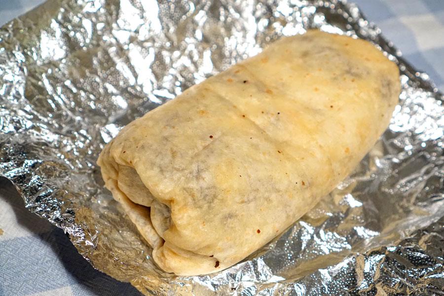 Burrito - Frijol, Arroz y Queso